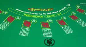 Spanish 21 online blackjack