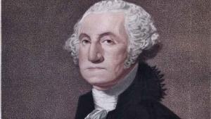 George Washington the Card Shark