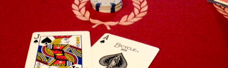 Books on Winning at Blackjack?